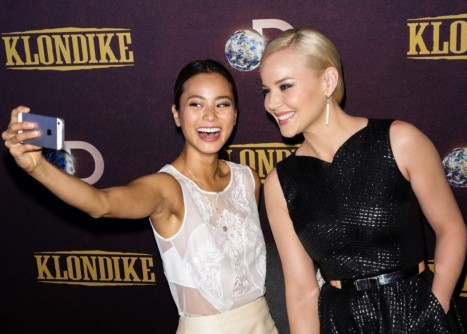 Abbie Cornish At Klondike Premiere In New York Klondike