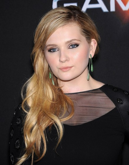 Abigail Breslin At Ender Game Premiere In Los Angeles Body