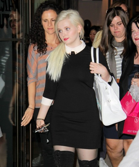 Abigail Breslin At Variety Studio During The Tiff
