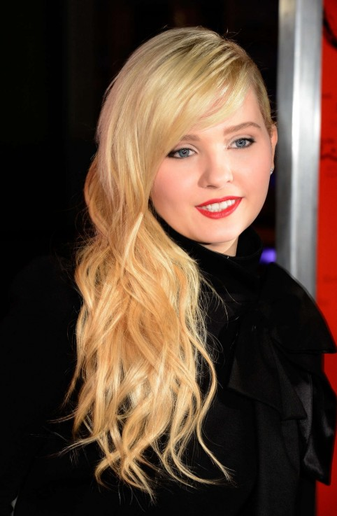 Abigail Breslin The Call Hollywood Premiere