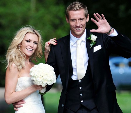 Abbey Clancy Peter Crouch Peter Crouch