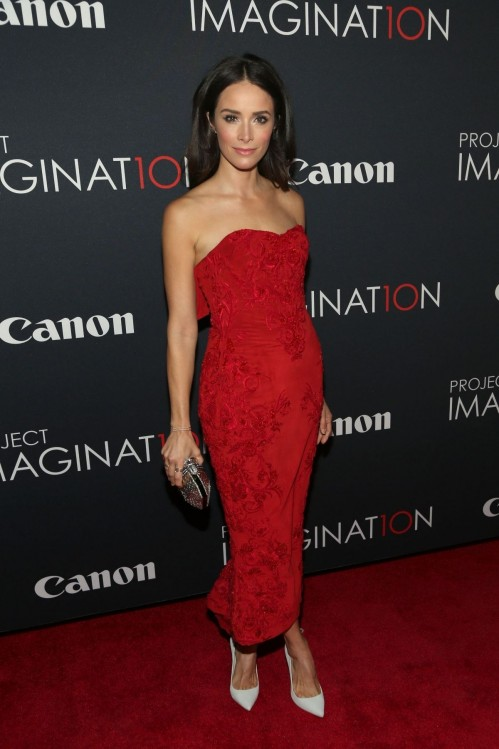 Abigail Spencer At Canon Project Imaginat Film Festival In Nyc Films