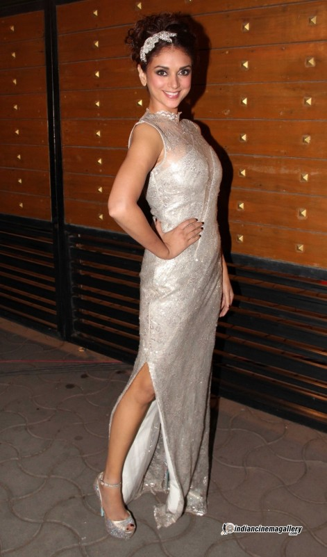 Aditi Rao Hydari At Th Idea Filmfare Awards