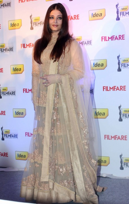Aishwarya Rai Bachchan Th Filmfare Awards Press Conference
