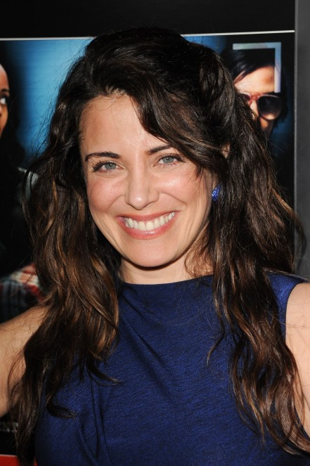 Alanna Ubach At Haunted House Premiere In Hollywood