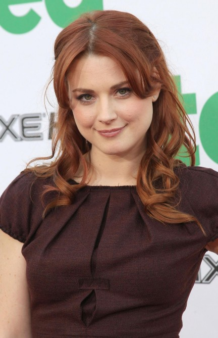 Alexandra Breckenridge At Event Of Ted Movies