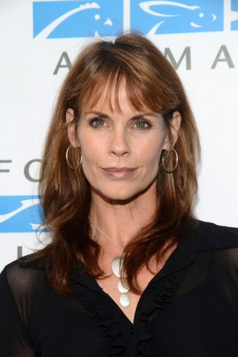 Alexandra Paul At Mercy For Animals At Private Residence Fundraiser