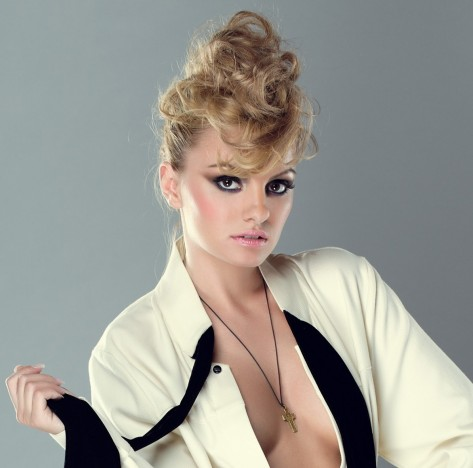 Alexandra Stan Romanian Singer Music Tv