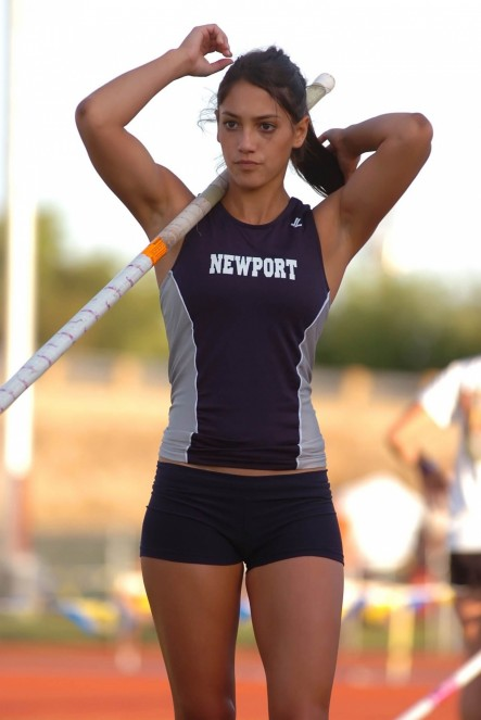 Allison Stokke Hot Photos