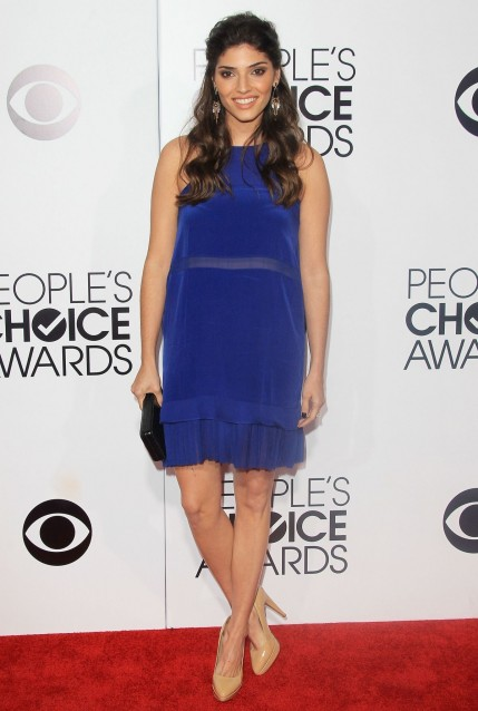 Amanda Setton At Th Annual People Choice Awards In Los Angeles