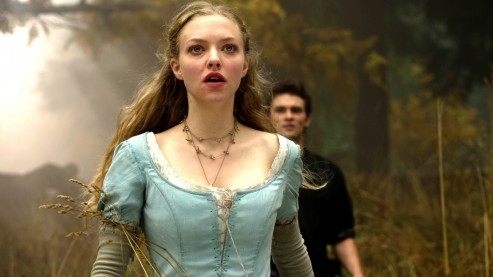 Amanda Seyfried In Red Riding Hood Movie Movies