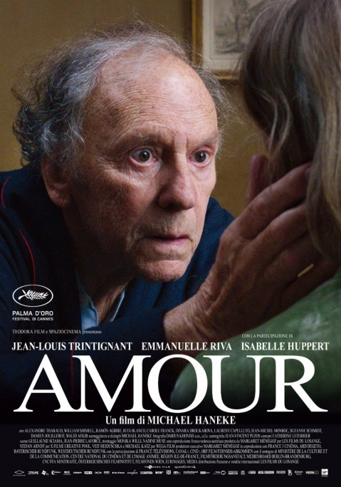 Amour Bposter Movie