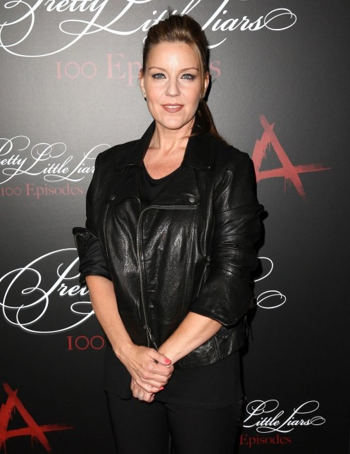 Andrea Parker At Pretty Little Liars Th Episode Celebration In Hollywood Beach