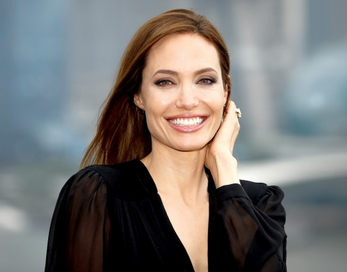 Angelina Jolie Zoom