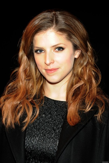 Anna Kendrick At Philosophy Fashion Show By Natalie Ratabesi In New York Fashion