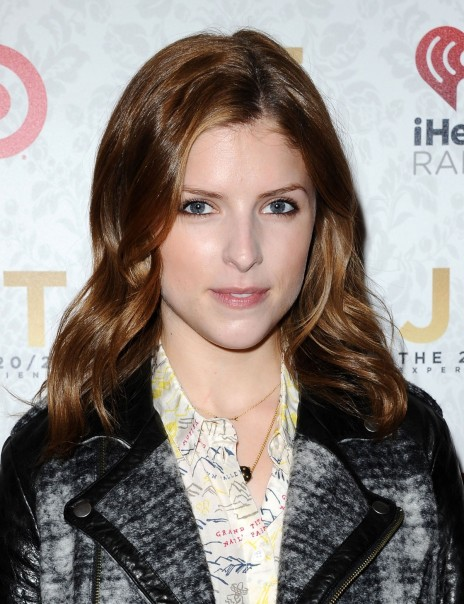 Anna Kendrick At The Experience Album Release Party In Los Angeles