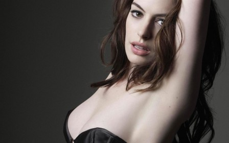 Anne Hathaway Hottest Actresses