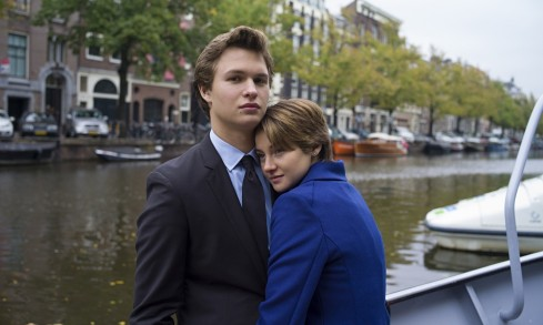 Ansel Elgort And Shailene The Fault In Our Stars