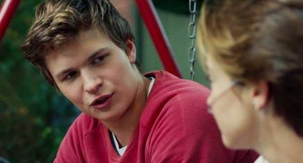 Ansel Elgort In The Fault In Our Stars Movie