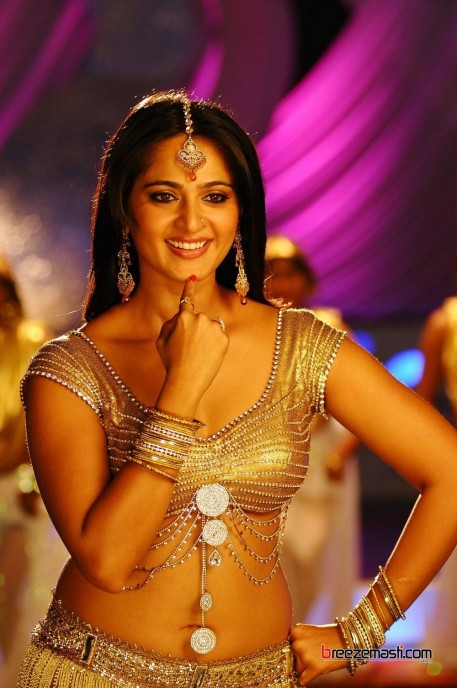 Anushka Shetty South Actress In Damarukam Movie Stills Movies
