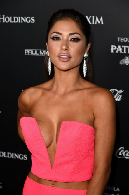 Arianny Celeste At Maxim Hot Women Of Celebration In West Hollywood