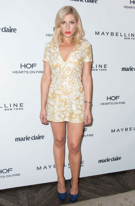 Ari Graynor At Marie Claire Celebrates May Cover Stars In West Hollywood