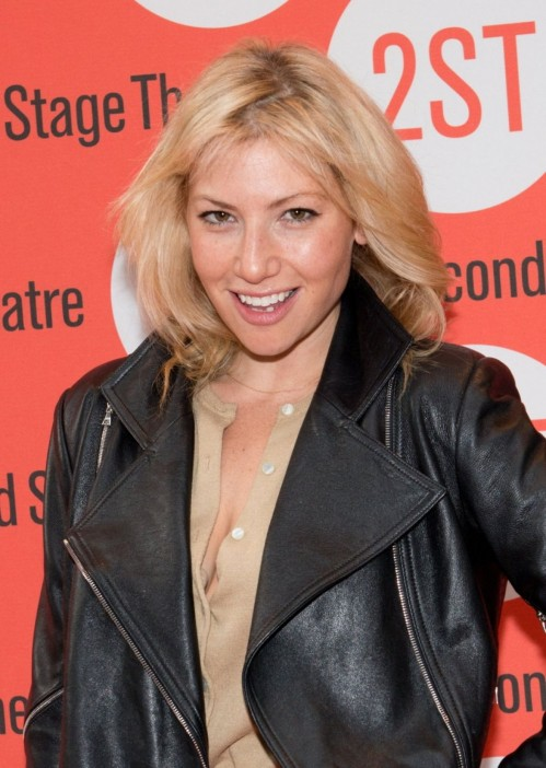 Ari Graynor At The Substance Of Fire Opening Night In Ny Fringe