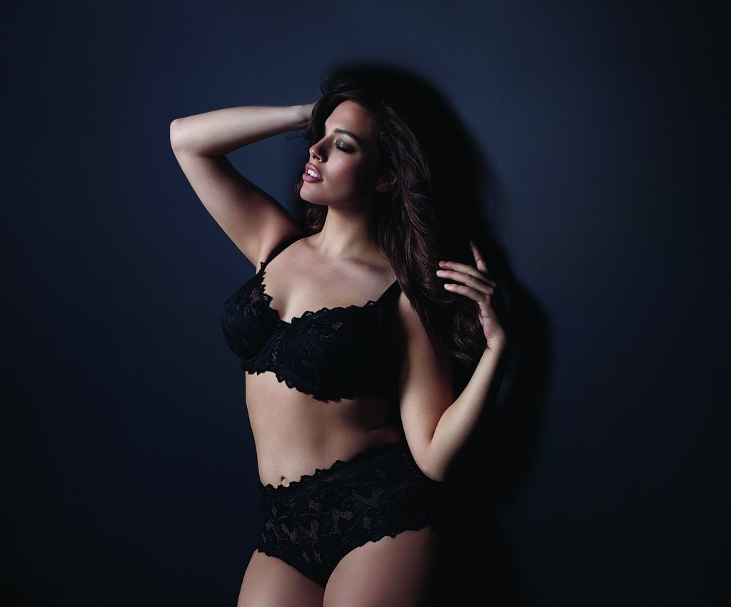 Lesdoit Modelo Talla Xl Ashley Graham