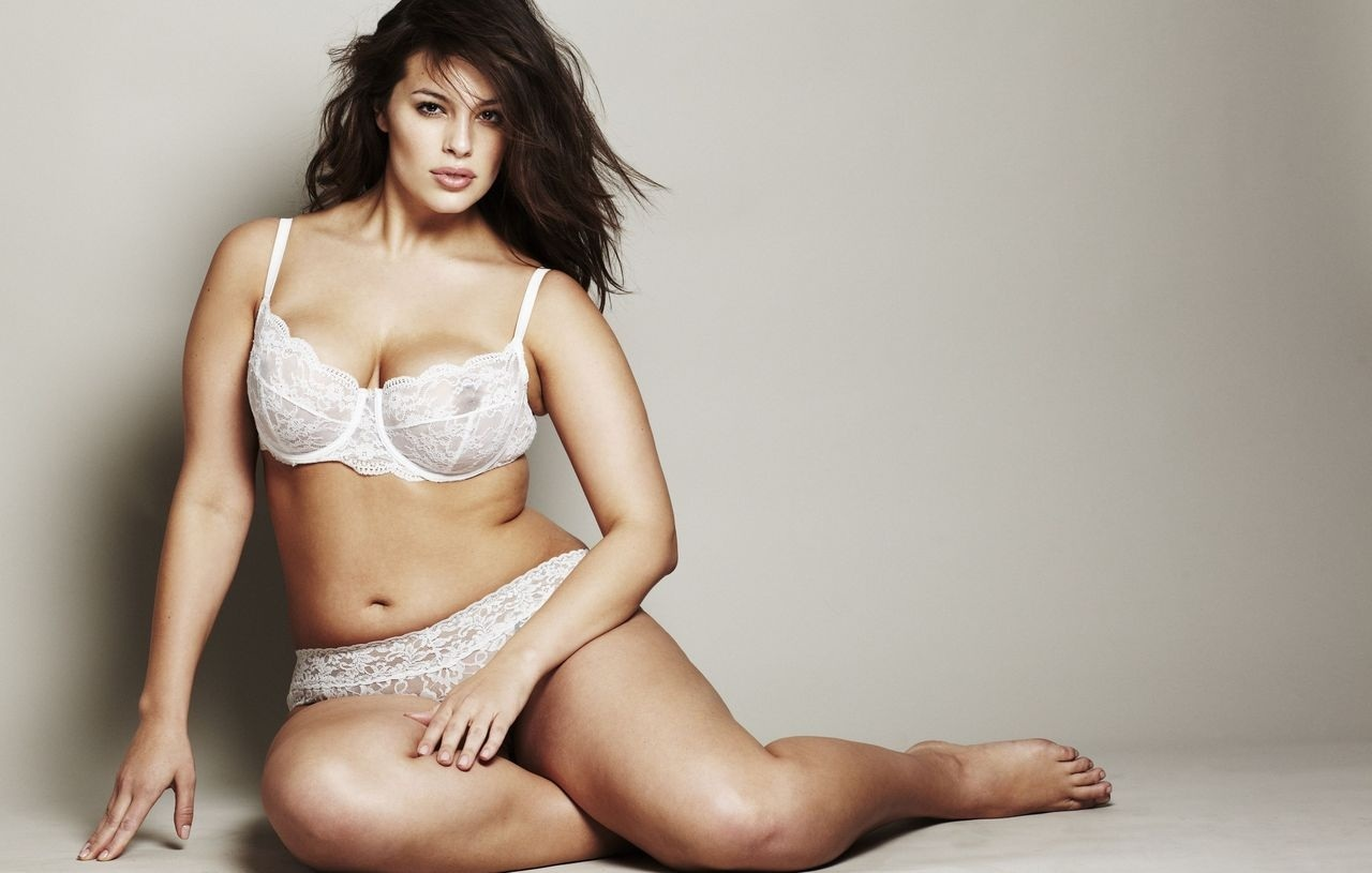 Model Star Plus Size Ashley Graham Plus Size Model