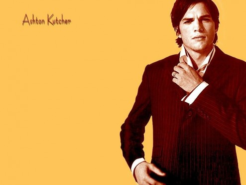 Ashton Ashton Kutcher Wallpaper