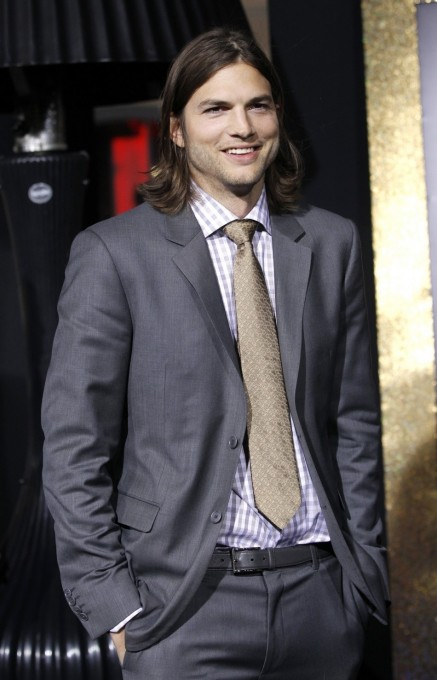 Ashton Kutcher Fashion