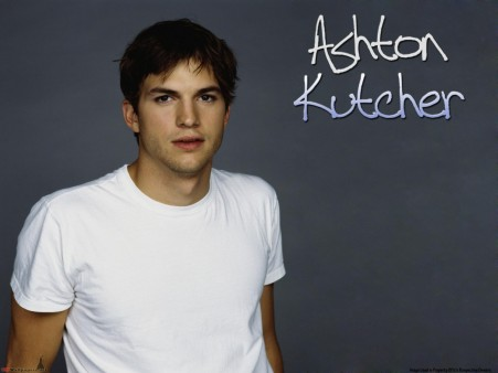 Ashton Kutcher Wallpaper