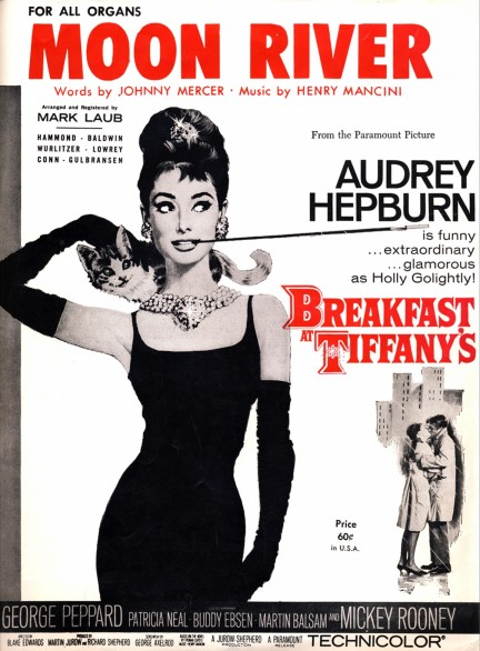 Audrey Hepburn Breakfast Tiffanys Holly Golightly Dvdbash Movies