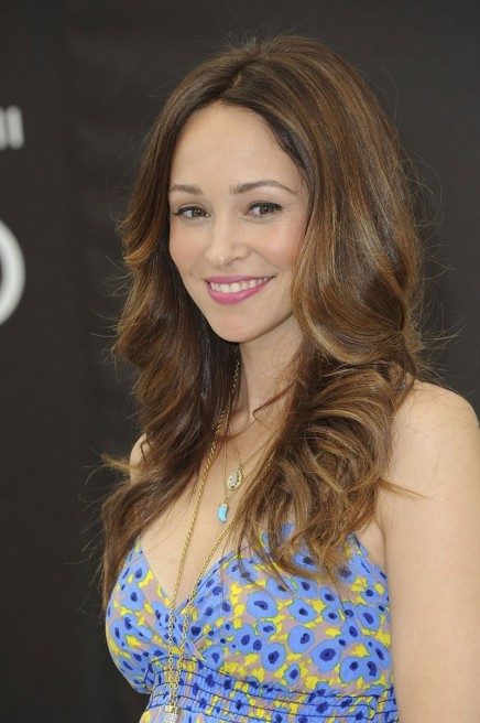 Autumn Reeser At The Ref Several Shows Photocall In Monte Carlo