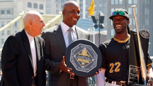 Barry Bonds Pittsburgh