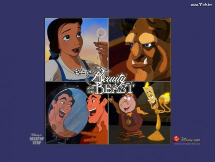 Beauty And The Beast Characters Characters