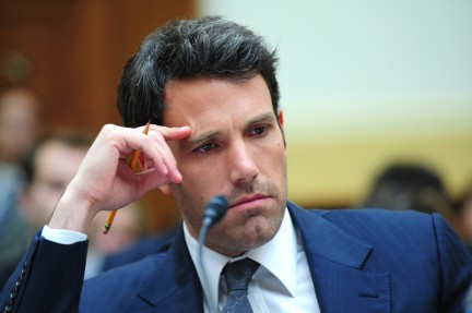 Actor Ben Ben Affleck Testifies During House Hearing On Congo Washington Movies