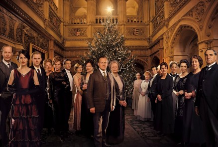 Best Dressed Tv Stars And Shows Downton Abbey Tv