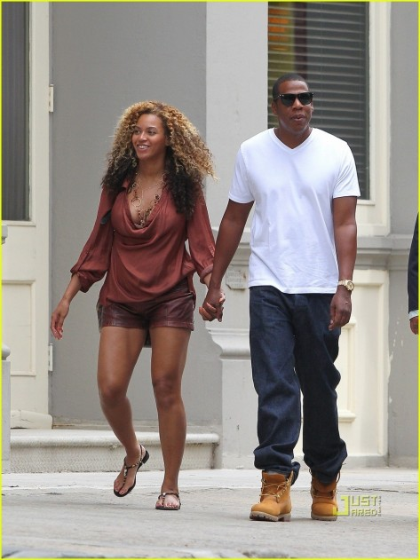 Beyonce Pregnant Jay New York City Baby