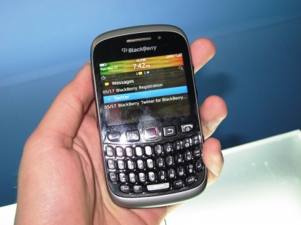 Blackberry Bcurve  Curve