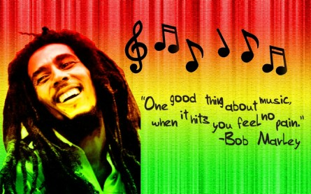 Tumblr Static Bob Marley You Feel No Pain By Mellipsky Weed