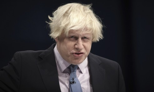 Boris Johnson Fashion