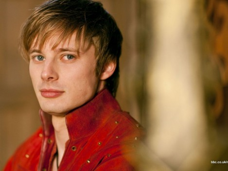 Bradley James Spanish Prince Merlin Season Arthur
