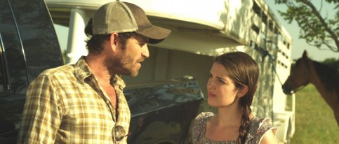 Luke Perry And Breann Johnson In Red Wing
