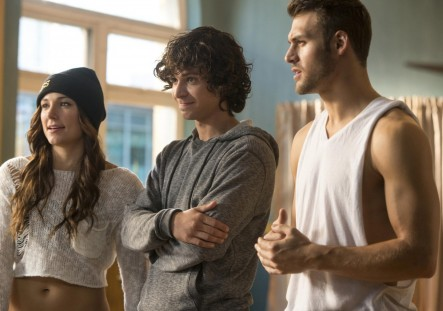 Still Of Briana Evigan And Ryan Guzman In Step Up All In Large Picture