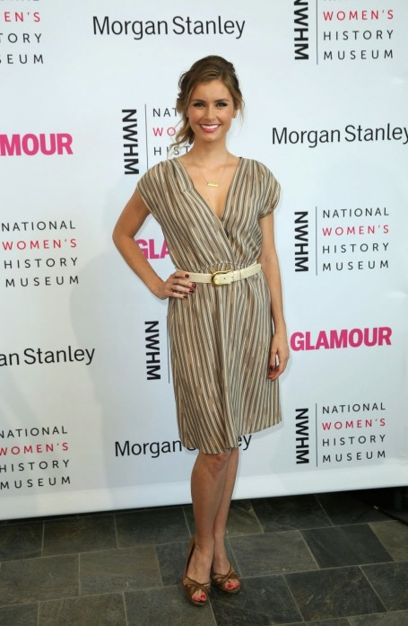 Brianna Brown Women Making History Brunch In Los Angeles Beach