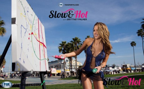 Slow And Hot Brittney Palmer