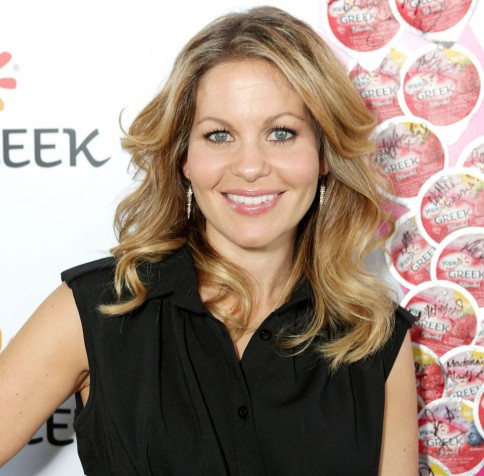 Candace Cameron Bure Zoom Sexy