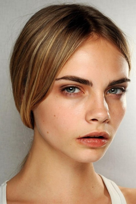 Full Cara Delevingne No Makeup