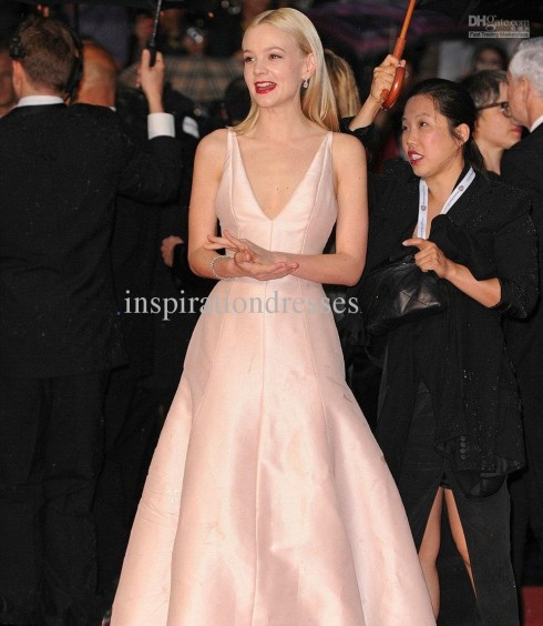 Inspired By Cannes Festiva Carey Mulligan Wedding